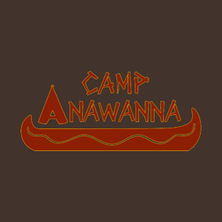 Camp Anawanna Basic Tee