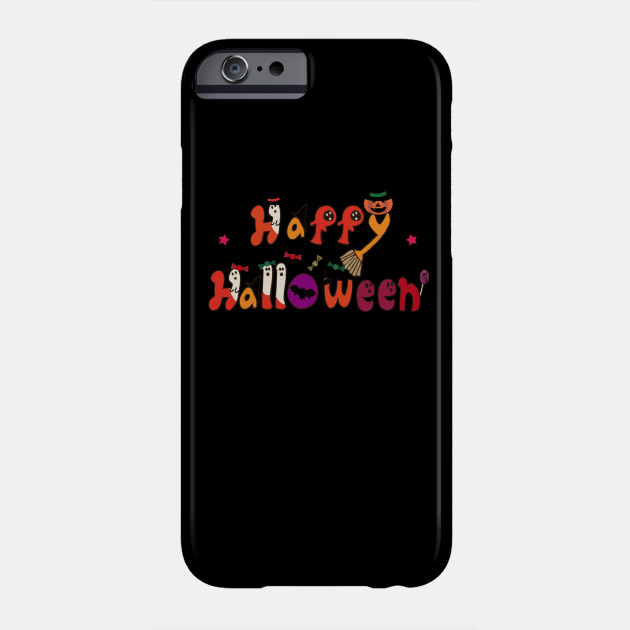 Bird Line halloween Phone Case