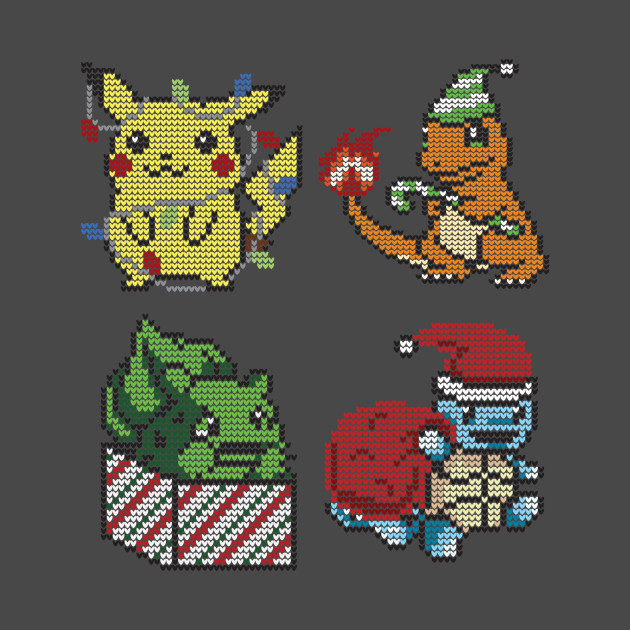 Pokemon Christmas.It S A Pokemon Christmas