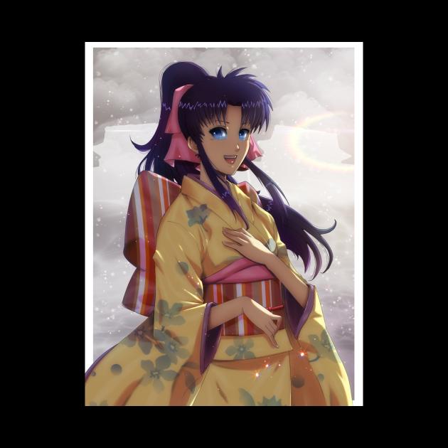 Kaoru Kamiya Rurouni Kenshin