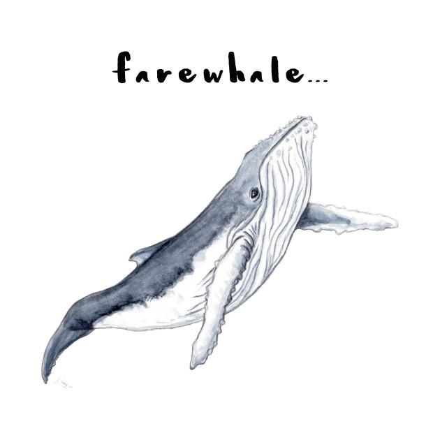 Fare whale