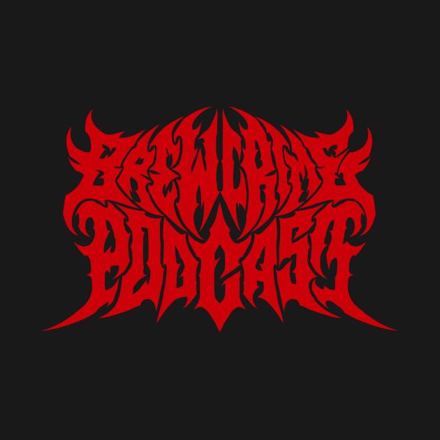Brew Crime Metal (Red)