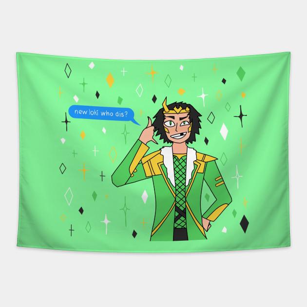 Loki - New Loki Who Dis