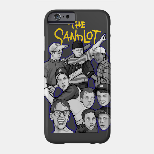 finest selection 18055 78c4e The Sandlot character collage