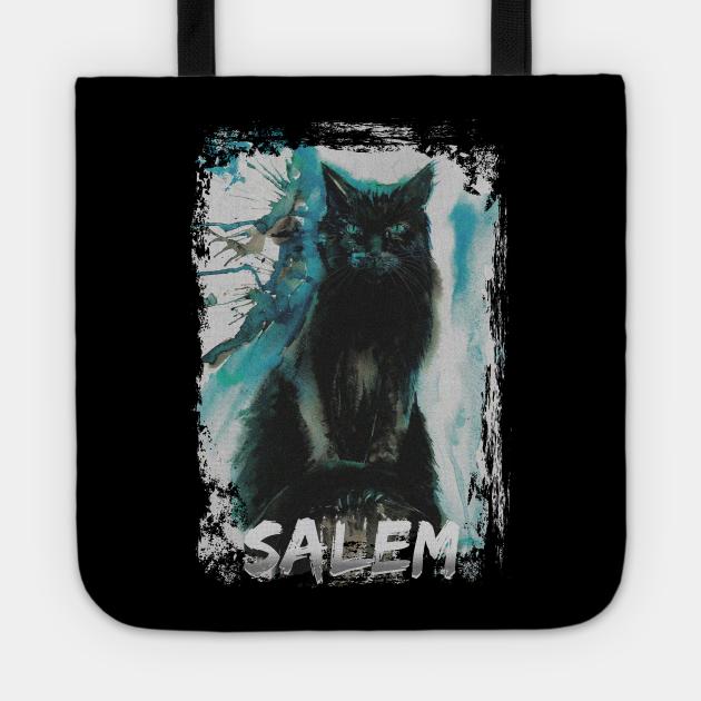Cat Salem familiar