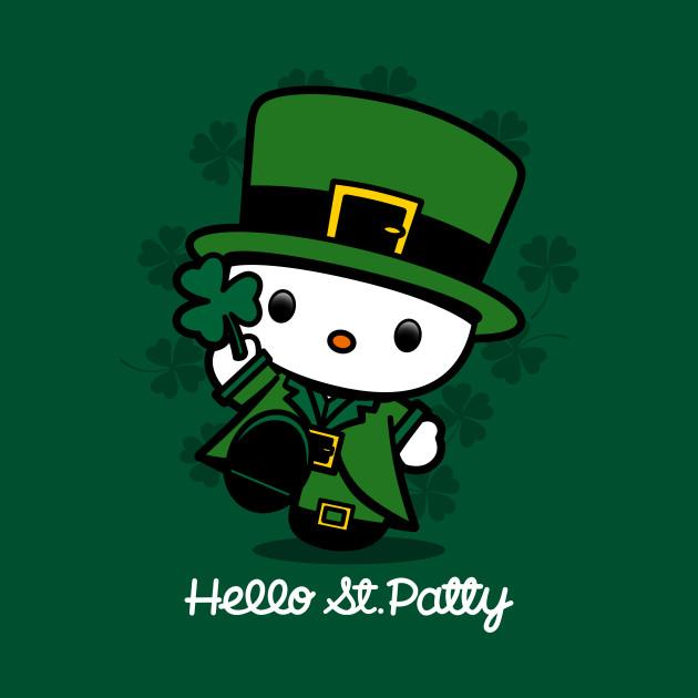 Hello Saint Patty