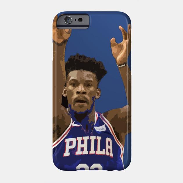 4b5aa91dd3a Butler 76ers - Jimmy Butler - Phone Case | TeePublic