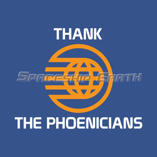 Image result for thank the phoenicians