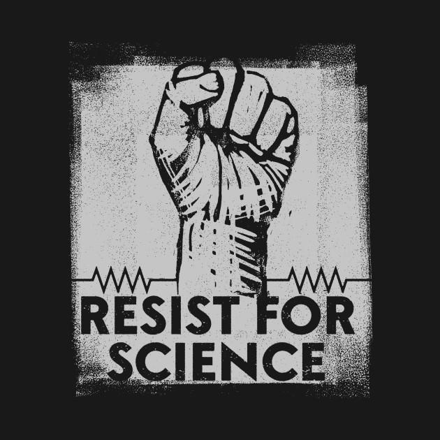 RESIST FOR SCIENCE - dark