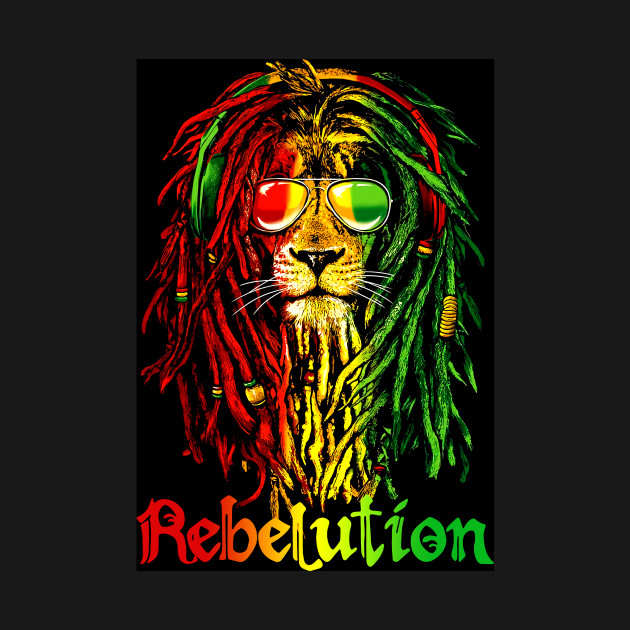 Rebelution Lion