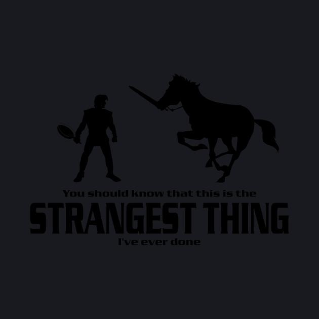 Strangest Thing