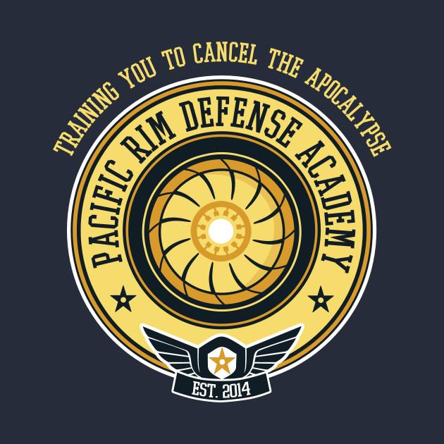 Pacific Rim Defense Academy T-Shirt