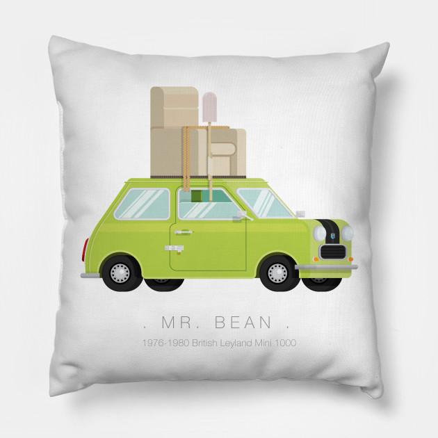 Mr. Bean - Famous Cars