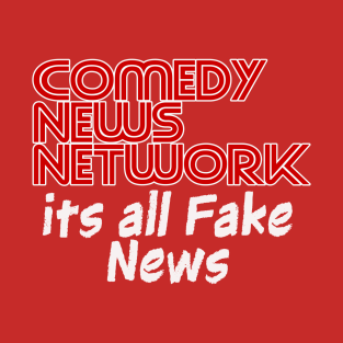 Comedy News Network t-shirts