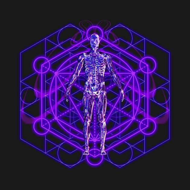 Sacred Geometry and the Human Body
