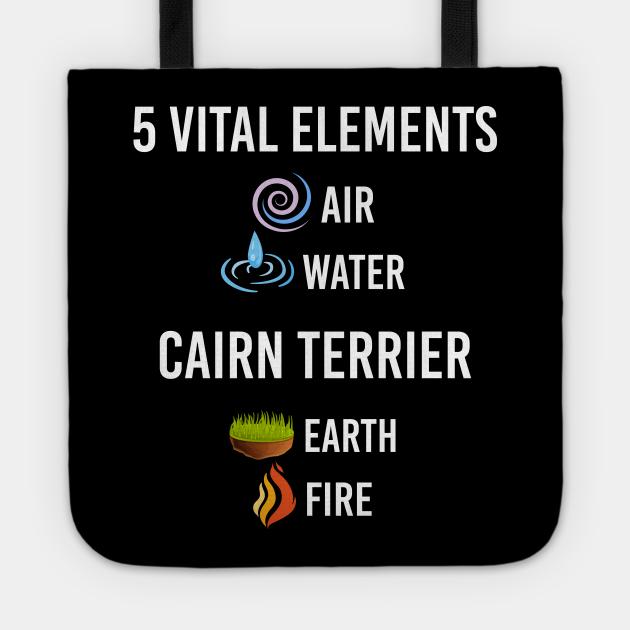5 Elements Cairn Terrier