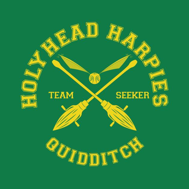 HOLYHEAD HARPIES - TEAM SEEKER