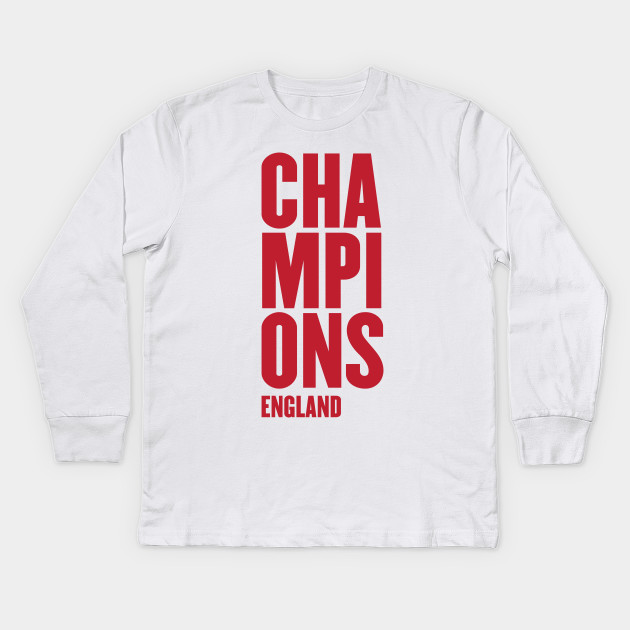 c8dfdc25b77 England Six Nations Rugby Union Champions - England - Kids Long ...