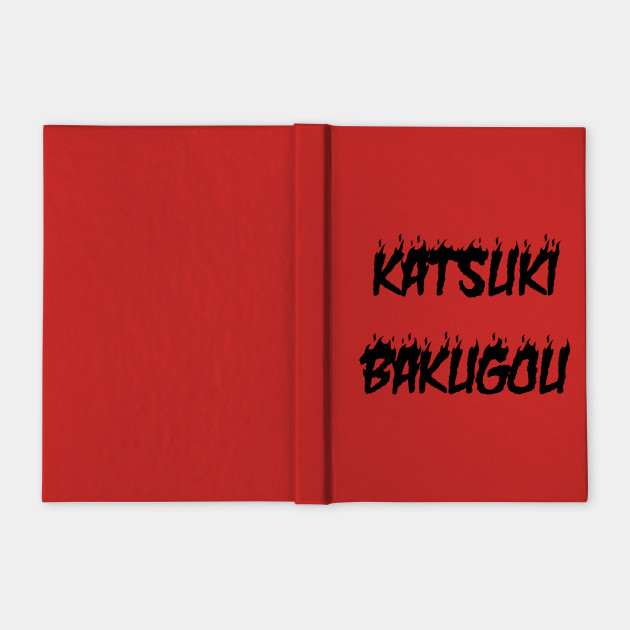 Katsuki Bakugou - My Hero Academia Anime