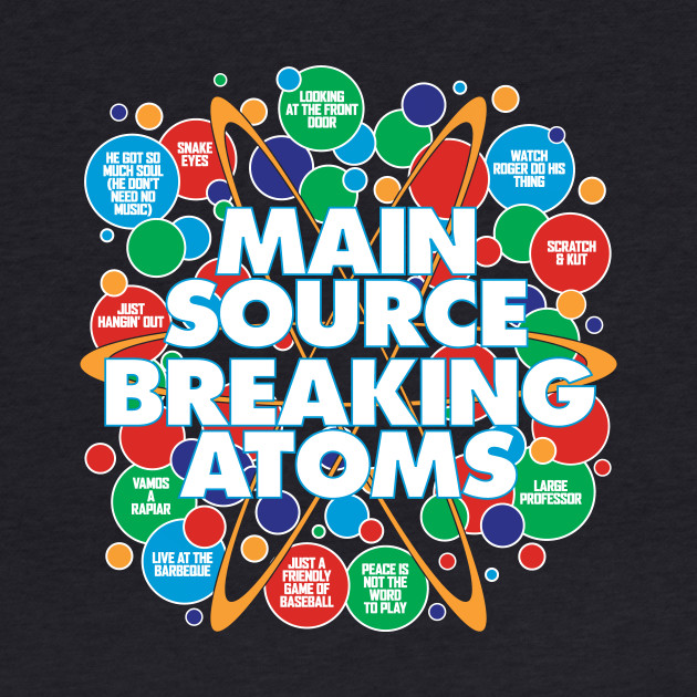 Breaking Atoms