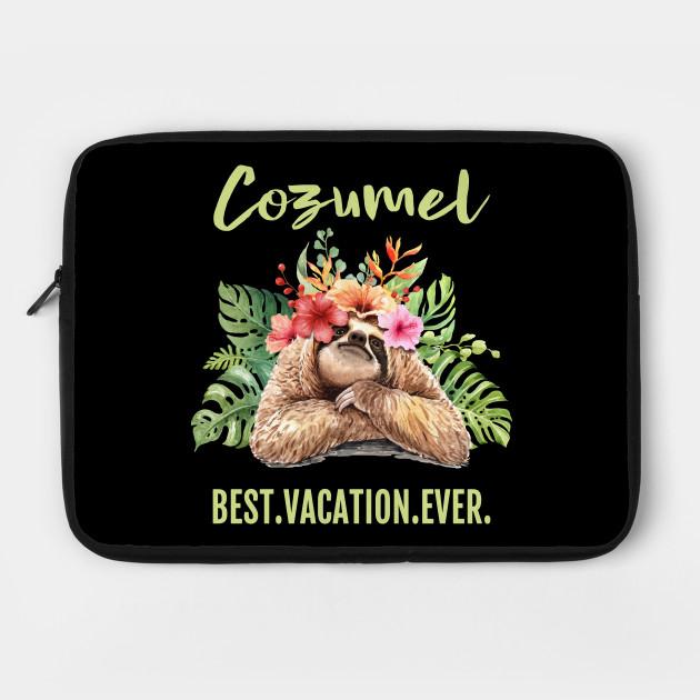 Cozumel Best Vacation Ever Souvenir Gift