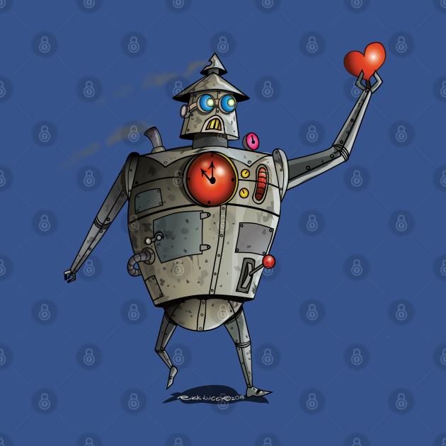 Sterling-Steambot