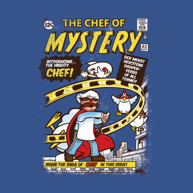 Chef of Mystery