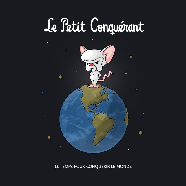 The Brain: Le petit Conquerant