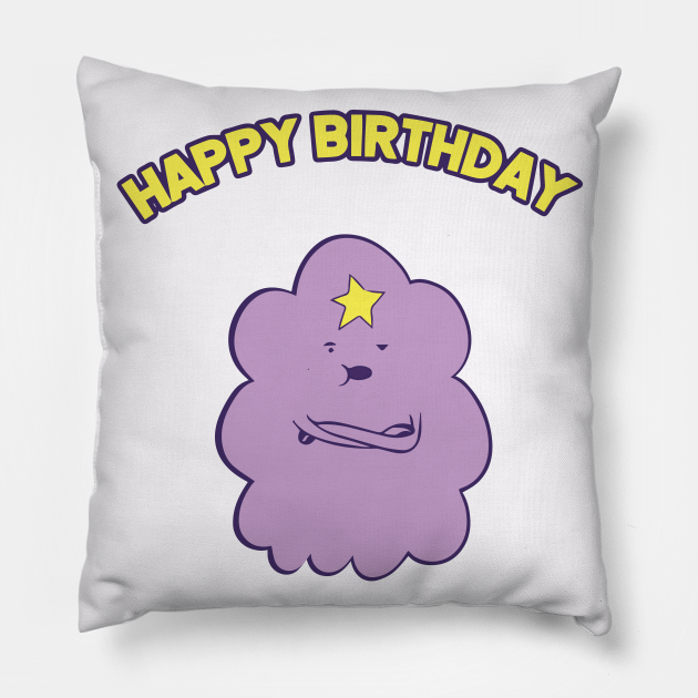 Lumpy Space Princess - Happy Birthday