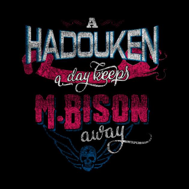 A Hadouken A Day Keeps M.Bison Away   Grunge Edition
