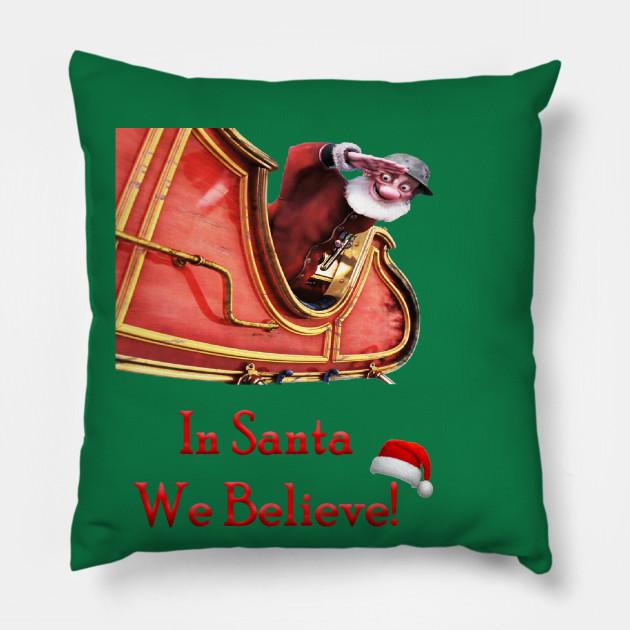 Arthur Christmas Santa.Arthur Christmas In Santa We Believe