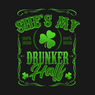 d16f6823 Funny St Patricks Day For Men T-Shirts | TeePublic