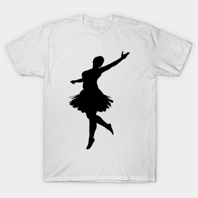 13493f54d LIMITED EDITION. Exclusive Ballerina Silhouette - Ballerina ...