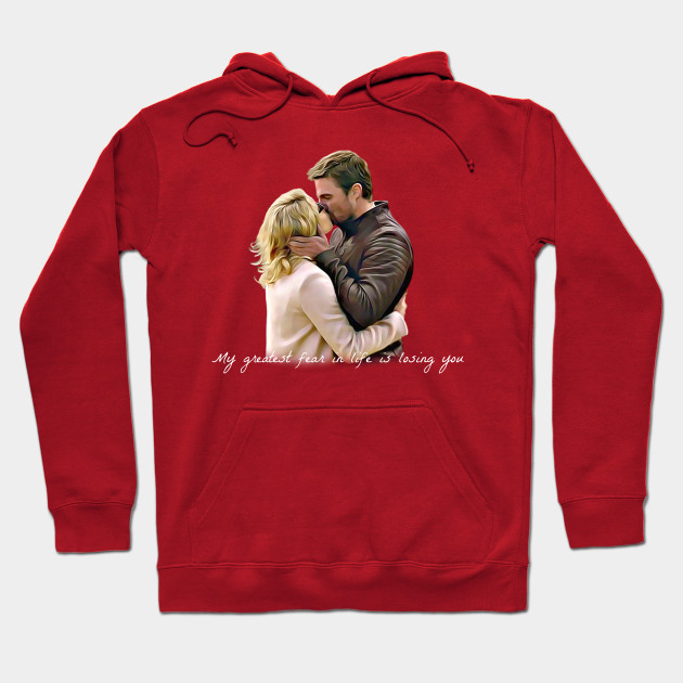 Olicity Wedding Vows - My Greatest Fear In Life Is Losing You Hoodie