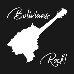 Bolivians Rock! T-Shirt