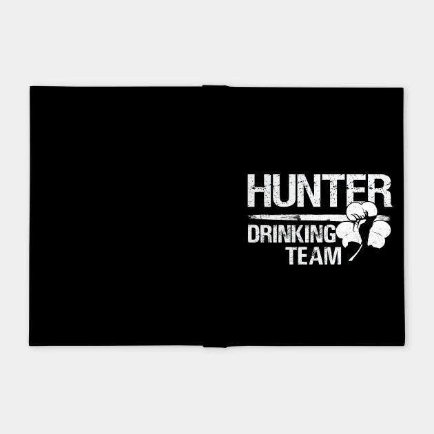 Hunter drinking team