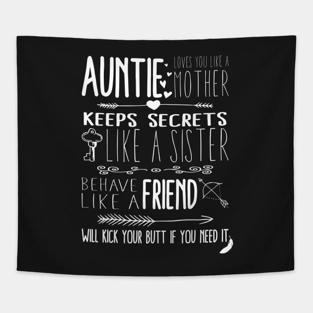 Auntie Loves You Quote