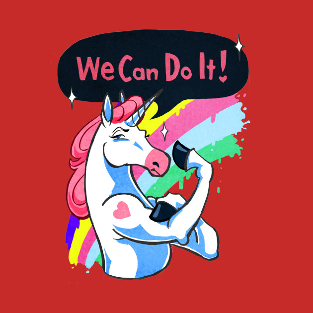 Unicorns Can Do It