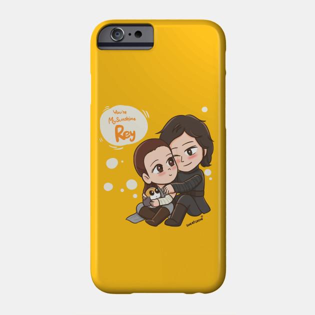 coque iphone 8 rey star wars