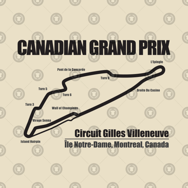 Canadian Grand Prix LS