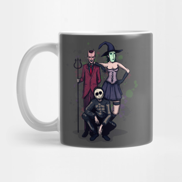 Halloween's Finest Trick-or-Treaters Mug