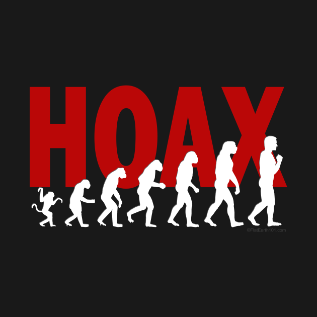 Evolution is a HOAX