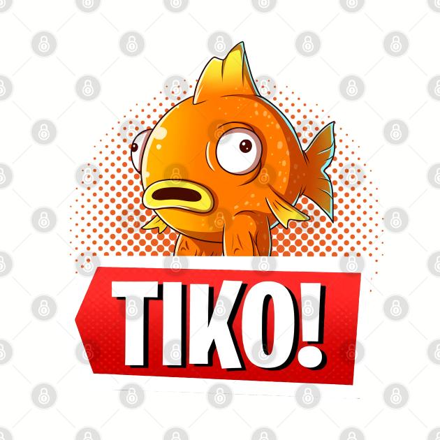 Tiko Gold Fish