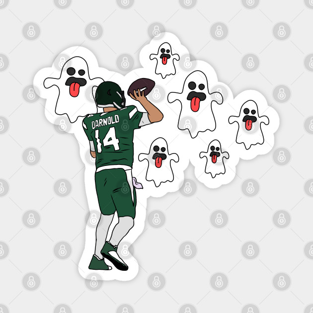 Sam Darnold Seeing Ghosts