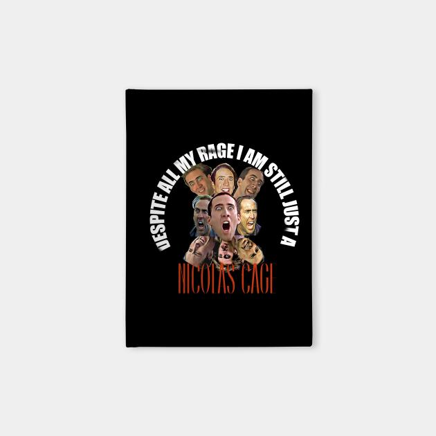 Nicolas Cage Rage!