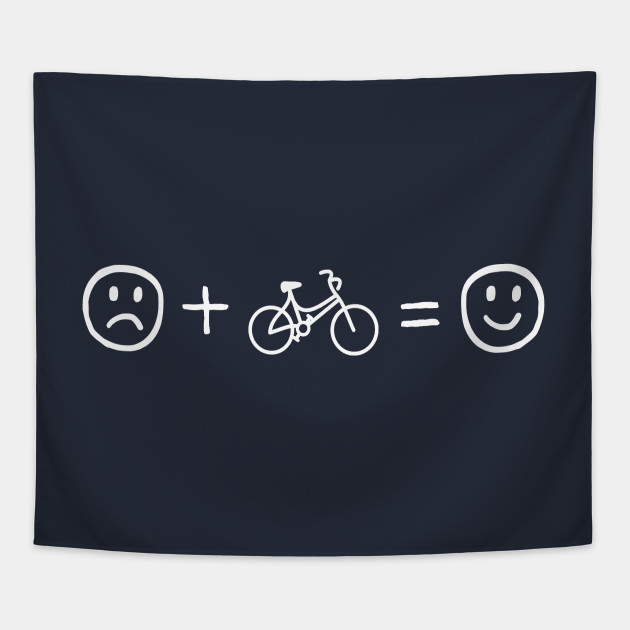 Cycling Makes You Happy