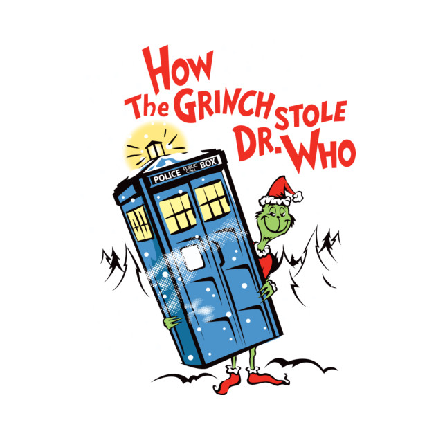 How the Grinch Stole Dr Who (on LIGHT)