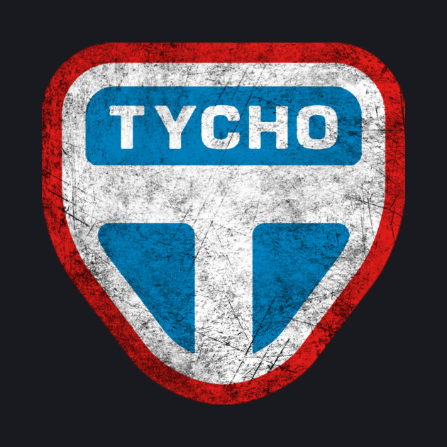 The Expanse - Tycho Logo - Dirty
