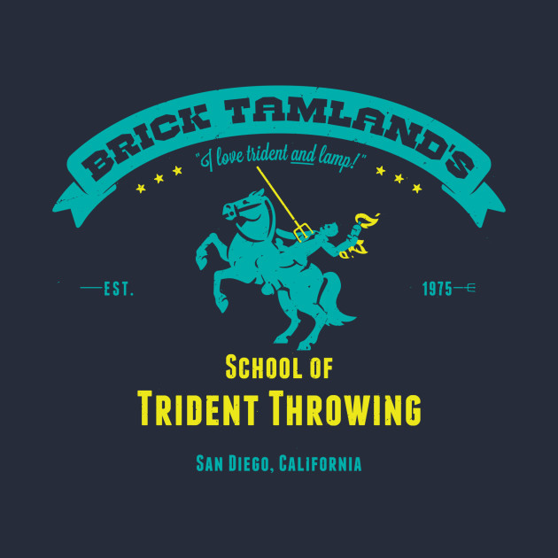 School of Trident Throwing