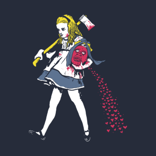 Off With Her Head t-shirts